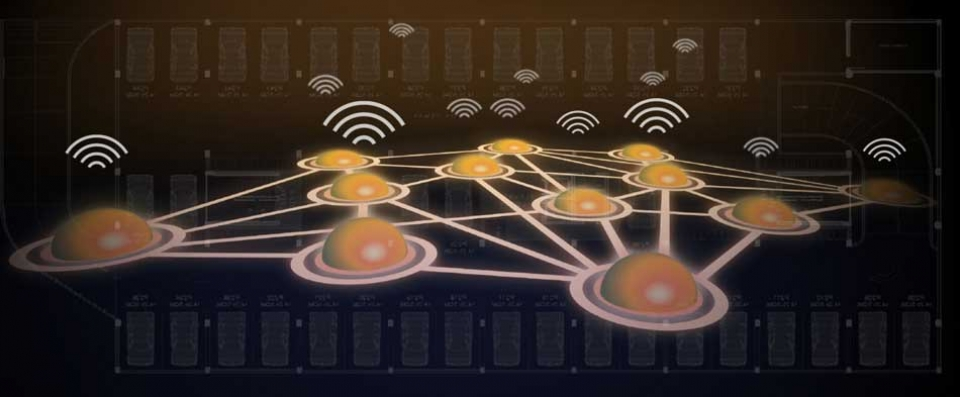 WSN-شبکه بیسیم سنسوری هوشمند